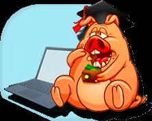 Frugal Usenet Logo